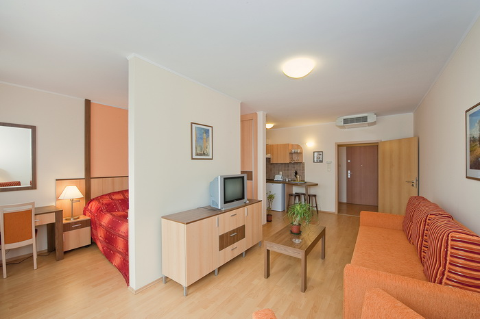 Rövid távra kiadó apartman Budapest